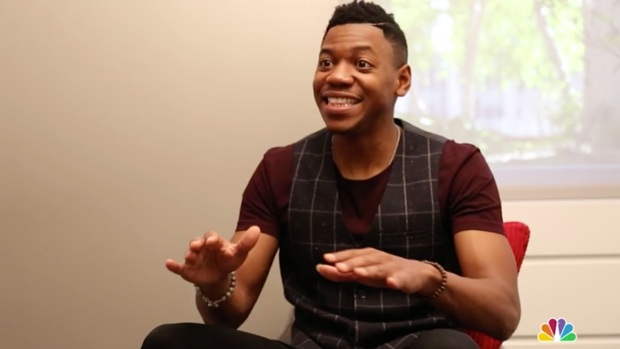 [NATL] One-on-One With 'The Voice' Winner Chris Blue
