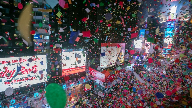 [NATL-NY]How Much Times Square's Restaurants Charge on New Year's Eve