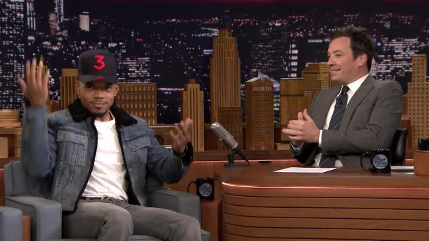 'Tonight': Chance the Rapper Wishes He Could Hang with Drake