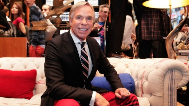 "Tommy Hilfiger: ""I Don't See Myself Retiring At All"""