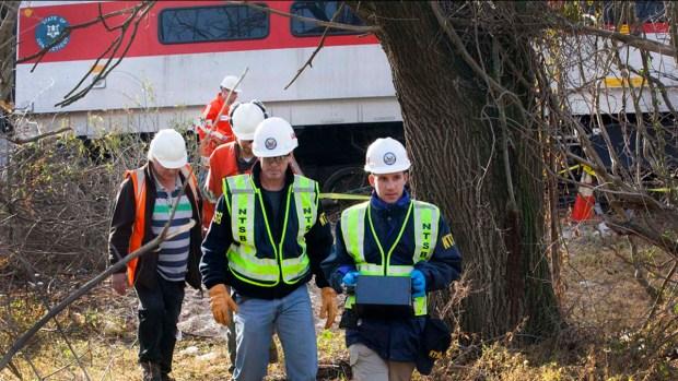 [NATL] Photos: Deadly NYC Train Derailment