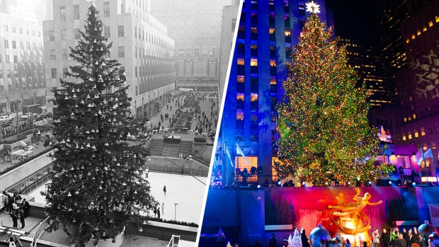 Drumroll, Please ... Your 2017 Rockefeller Christmas Tree Has Been ...