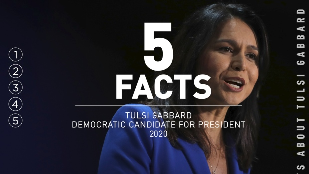 [NATL] 5 Facts: Tulsi Gabbard