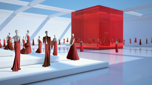 "Valentino to Launch ""Virtual Museum"" Featuring More Than 5,000 Images"