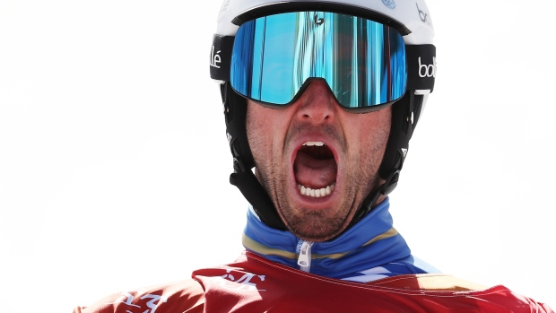 France's Pierre Vaultier Wins Back-to-Back Snowboard Cross Gold Medals