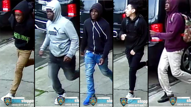 [NY] Surveillance Video Captures Violent Brooklyn Robbers: Police