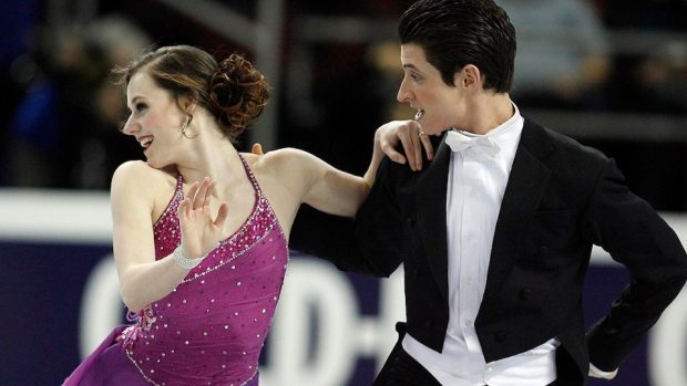 Tessa Virtue and Scott Moir Through the Years