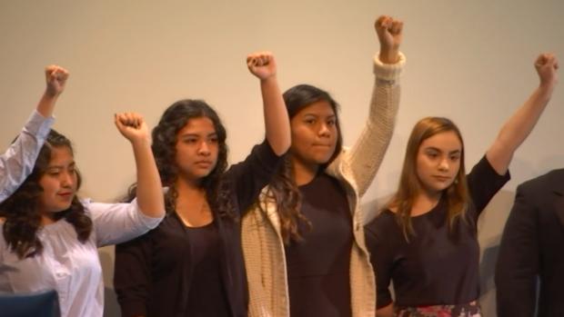 [NATL-LA] 50 Years After East LA Walkouts, Students Continue Activism