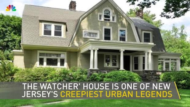 [NY] The Watcher House: NJ's Creepiest Urban Legend