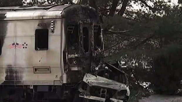 [NY] I-Team: Safety Study Not Done on Train Crossing in Deadly Crash