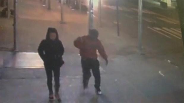 [NY] Surveillance Video Shows Random Slashing Attack on NYC Street