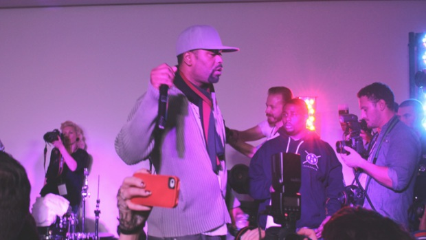 At Fashion Week Kick-Off Party, Wu-Tang Clan is the Biggest Draw