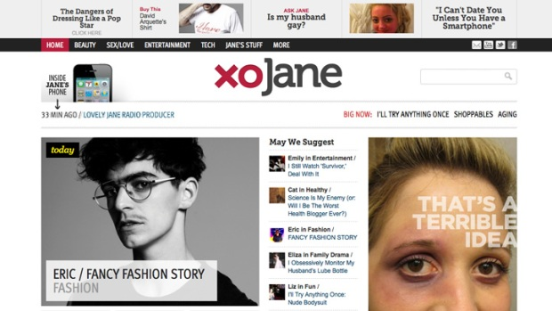 Jane Pratt Launches XOJane.com