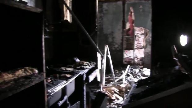 [NY] New FDNY Video Shows Harlem Apartment Fire Destruction