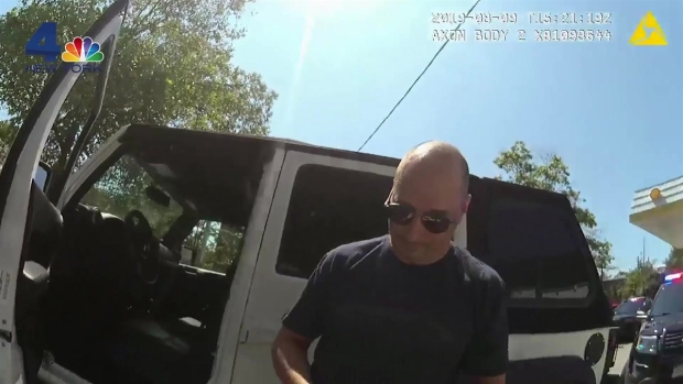 [NY] Bodycam Shows Police Approach Yankees GM Brian Cashman With Guns Drawn