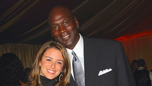 Celeb Spotting At Michael Jordan's Wedding