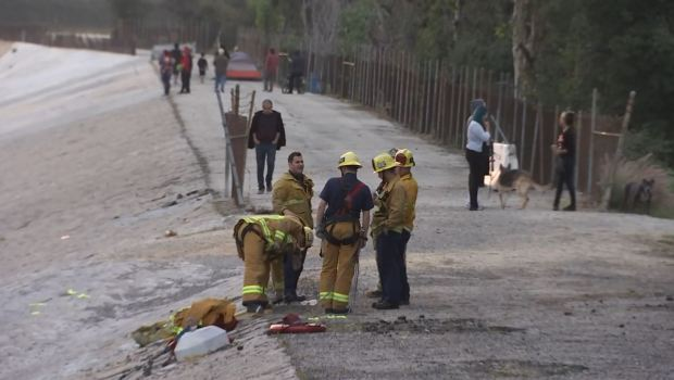 Boy Rescued After Falling Into Sewer Pipe at Griffith Park