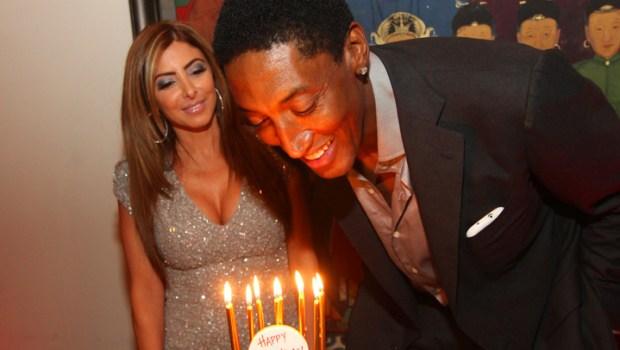 Scottie Pippen's Surprise Birthday Bash