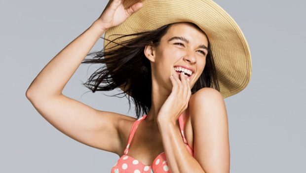 [THREAD] Plus-Size Model Crystal Renn Models Swimsuits in New J.Crew Catalog