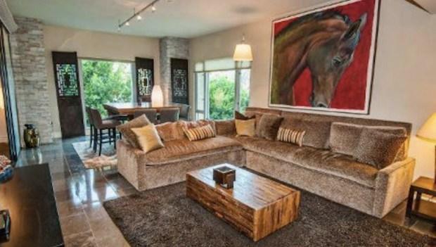 Rick Fox Lists Luxury LA Condo