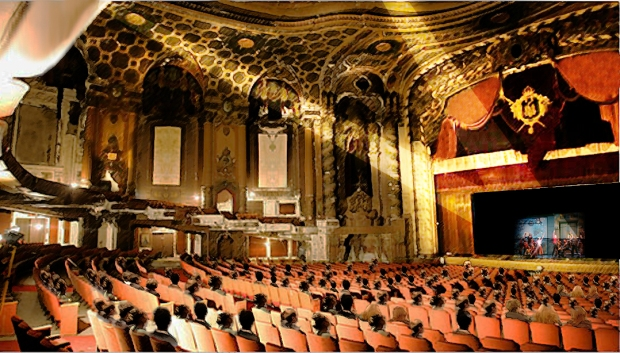 The Loew's Kings Theater in Pictures