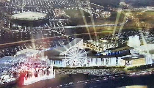 "[NY] DreamWorks Plans ""Shrek"" Theme Park at Stalled NJ Mall"
