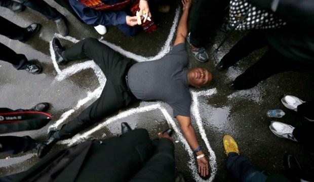 One Year Ago: Images from Ferguson, Missouri