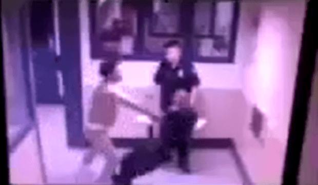 [NATL-NY] Surveillance Video Shows Inmate Attack Rikers Guard