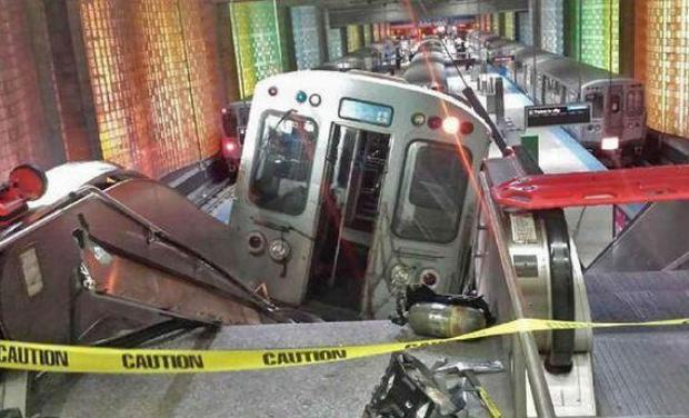 [CHI] Train's Operator Admits Falling Asleep