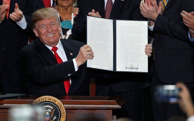 Trump Scales Back 2 National Monuments in Utah