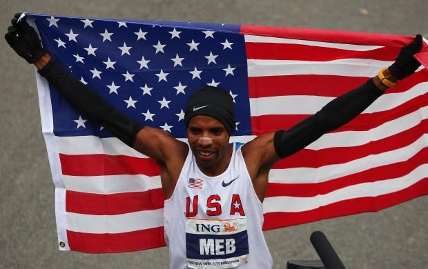 Images: San Diegan Wins NYC Marathon