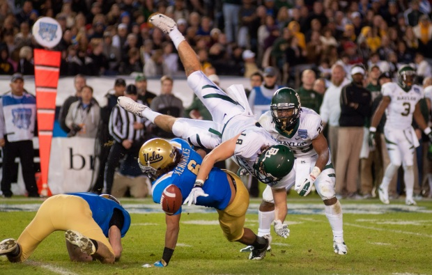 UCLA Bruins Fall to Baylor Bears in Holiday Bowl