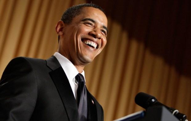 [DC] Watch Obama's Entire Correspondents' Speech