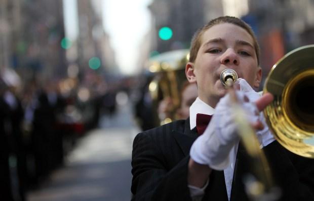 Irish Eyes Smiling: The 2010 Parade in Photos