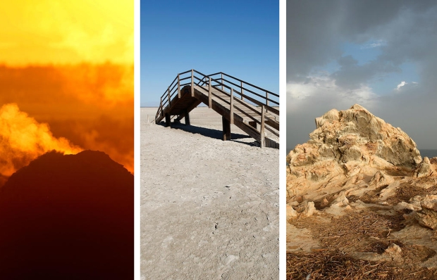 The Stunning Landscape of California's Salton Sea in Photos