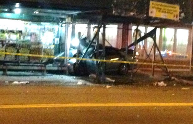 [NY] Car Crash Injures 12 People in Brooklyn: Police