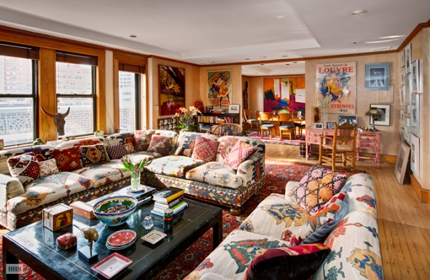 Restauranteur Elaine Kaufman's $2.995M Penthouse