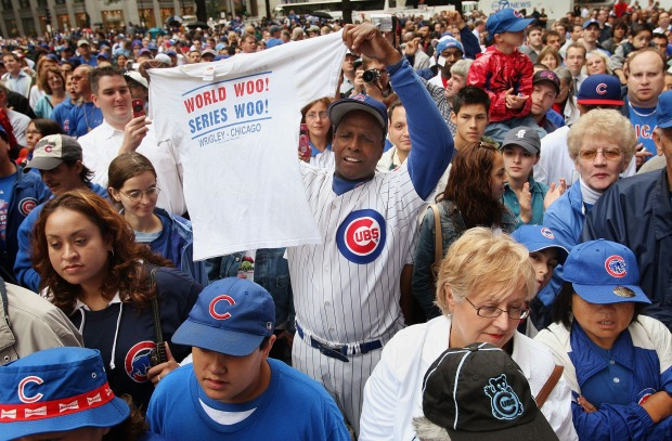 Famous Chicago Cubs Fans
