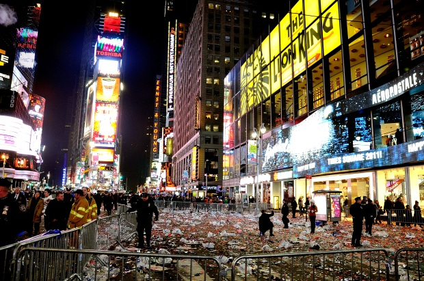 Top New York News Photos of 2010