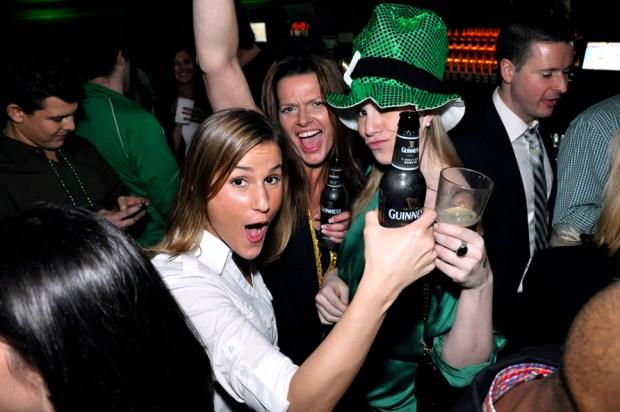 [NTSD] NitePics: Inside Thrillist's Booze-Addled St. Patrick's Day Bash