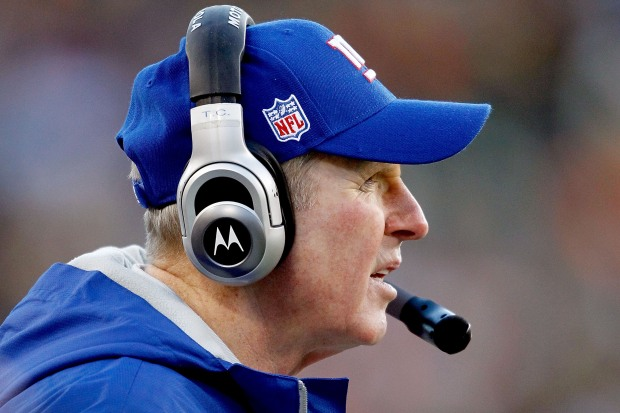 """[NY] Tom Coughlin: """"I'm Willing To Listen."""""""