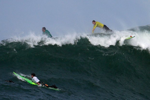 [BAY] Mavericks Surf Contest: Bring on the Waves