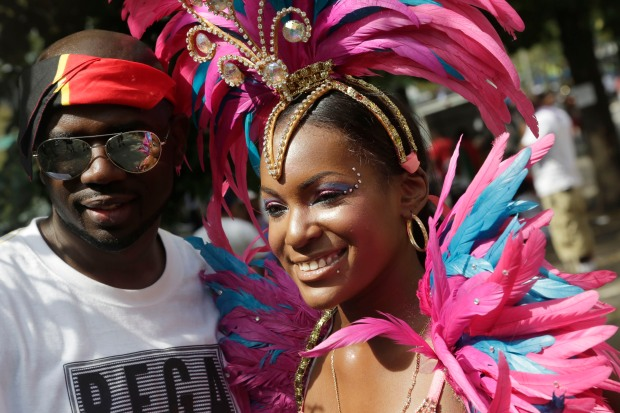 Photos From the 2014 West Indian Day Parade