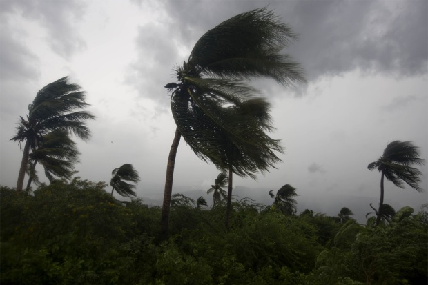 Hurricane Matthew Smashes Haiti