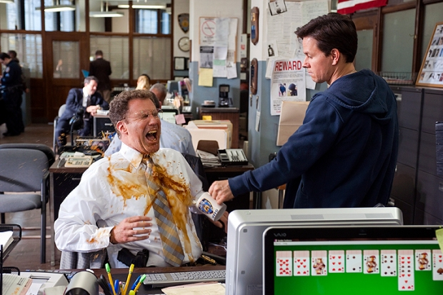 """Scenes From """"The Other Guys"""""""