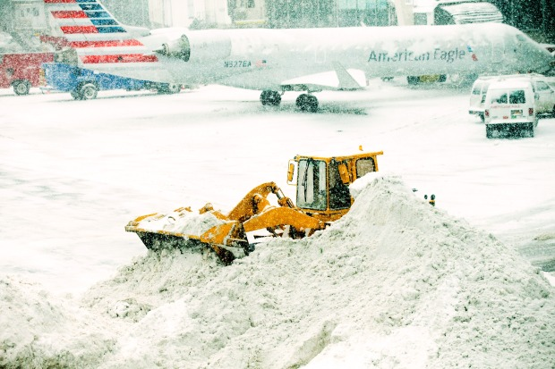 Looking Back: New York Paralyzed by March Snowstorms
