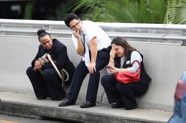 Gunfire at Fort Lauderdale Airport Leaves Multiple Dead