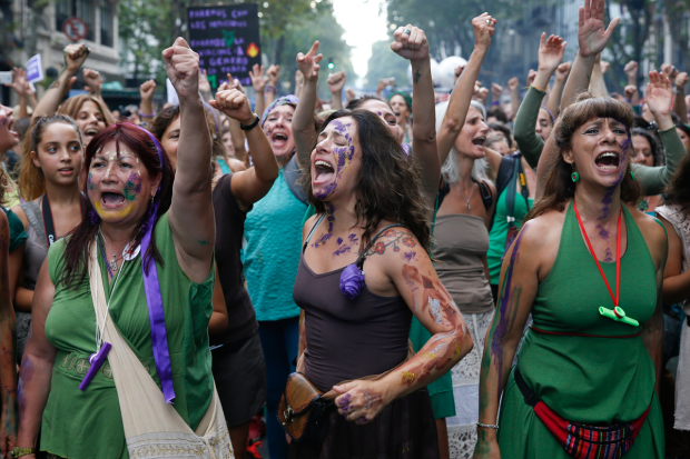 International Women's Day: Rallies, Marches and Milestones
