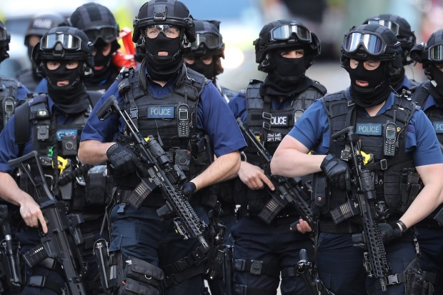 [NATL] Dramatic Images: Deadly Terror Attacks in Heart of London