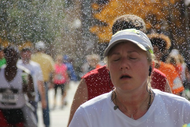 PHOTOS: Chicago Marathon in Action